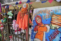 Празднование Масленицы в городском округе Кашира